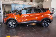 Дополнительно: Система дистанционного запуска двигателя Renault Start; Двухцветная окраска кузова