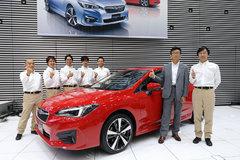 Новость о Subaru Impreza