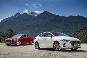 Тест-драйв нового седана Hyundai Elantra. Бег на месте