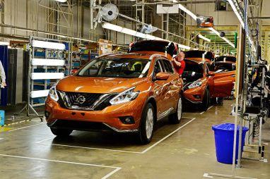 Заводы России. Как делают новый Murano и другие кроссоверы Nissan