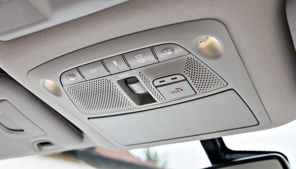 Murano стал первой моделью Nissan в России, оснащенной системой ЭРА-Глонасс