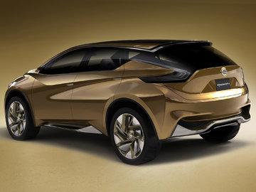 Концепт-кар Nissan Resonance (2013)