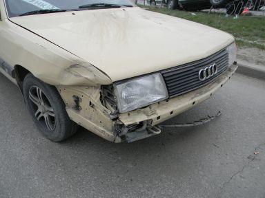 Audi 100 1988 отзыв автора | Дата публикации 27.06.2016.