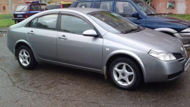 Nissan Primera, 2002
