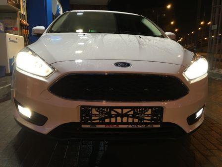 Ford Focus 2015 - отзыв владельца