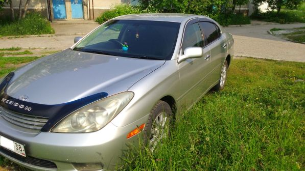Toyota Windom 2002 - отзыв владельца