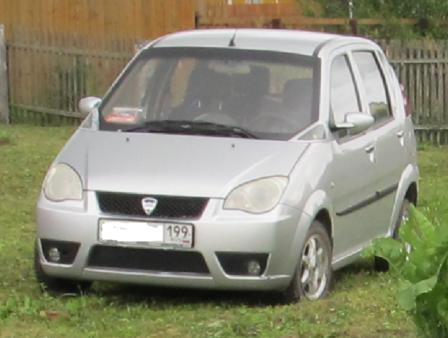 Hafei Brio 2008 - отзыв владельца