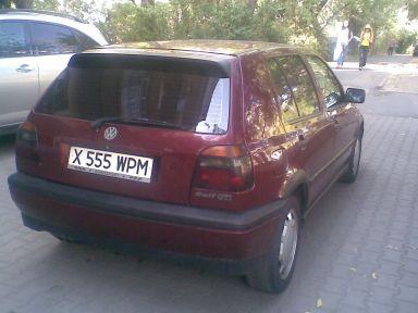 Volkswagen Golf, 1993