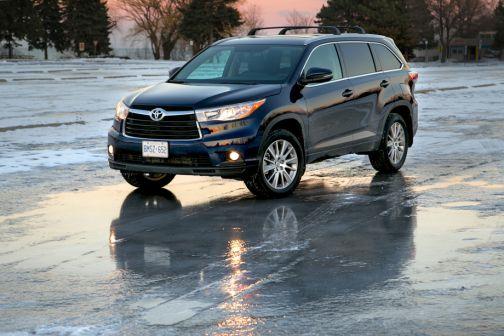 Toyota Highlander 2014 - отзыв владельца