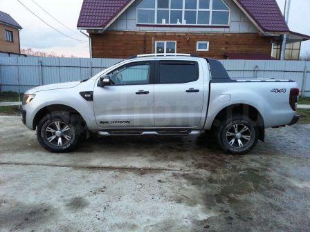 Ford Ranger 2013 - отзыв владельца