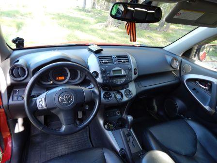 Toyota RAV4 2006 - отзыв владельца