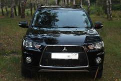 Mitsubishi Outlander, 2012