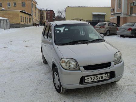 Suzuki Kei 2000 - отзыв владельца