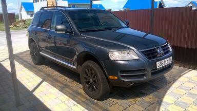 Volkswagen Touareg, 2004