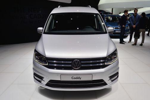 Volkswagen Caddy 2016 - отзыв владельца