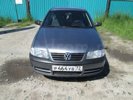 Volkswagen Pointer 2005 - отзыв владельца