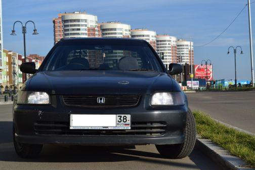Honda Domani 1995 - отзыв владельца