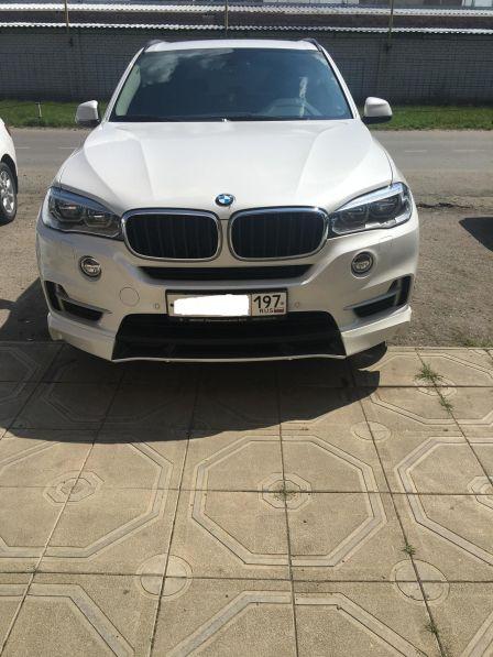 BMW X5 2015 - отзыв владельца
