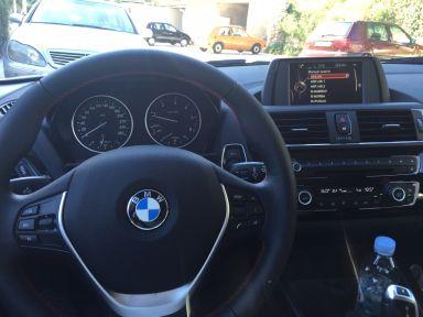 BMW 1-Series 2016 отзыв автора | Дата публикации 26.07.2016.