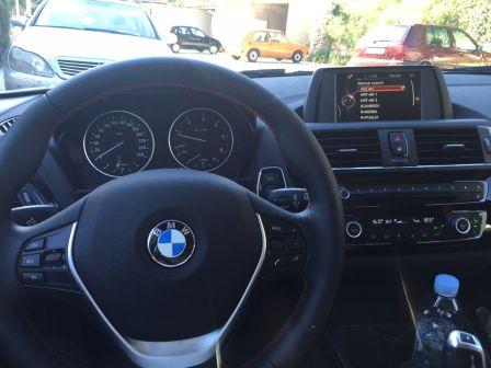 BMW 1-Series 2016 - отзыв владельца