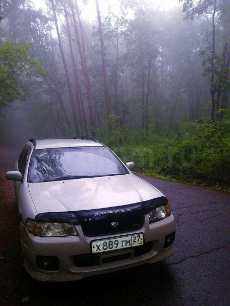Nissan Avenir Salut 1998 - отзыв владельца