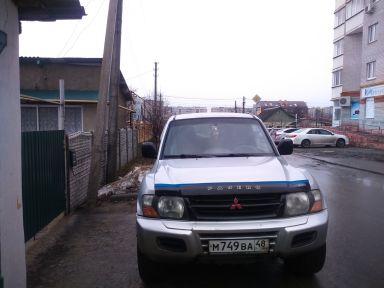 Mitsubishi Pajero, 2001