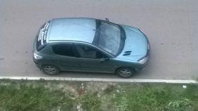 Peugeot 206, 1999