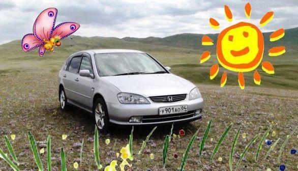 Honda Avancier 2003 - отзыв владельца