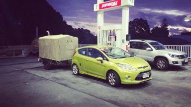 Ford Fiesta 2010 отзыв автора | Дата публикации 05.10.2014.