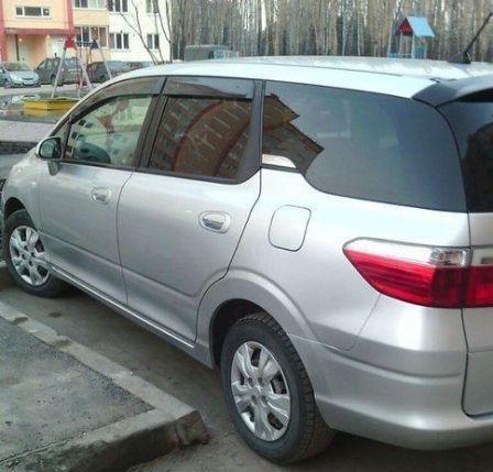 Honda Airwave 2010 - отзыв владельца