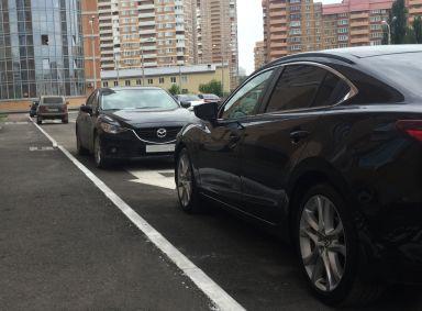 Mazda Mazda6 2013 отзыв автора | Дата публикации 02.12.2015.