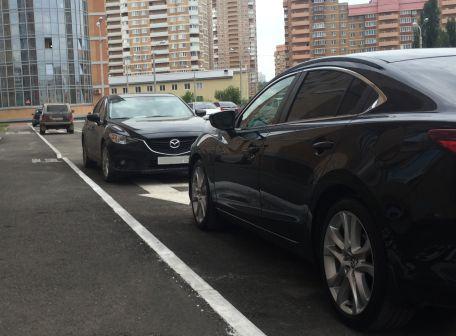 Mazda Mazda6 2013 - отзыв владельца