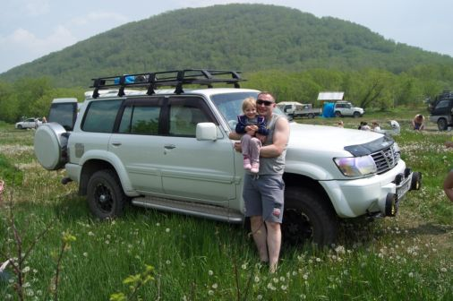 Nissan Safari 2001 - отзыв владельца