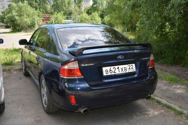 Subaru Legacy, 2007