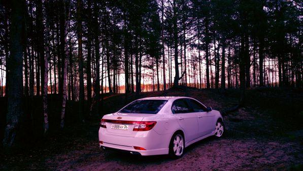 Chevrolet Epica 2011 - отзыв владельца