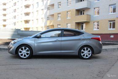 Hyundai Avante, 2011