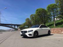 Mercedes-Benz E-Class, 2016