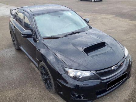 Subaru Impreza WRX STI 2010 - отзыв владельца
