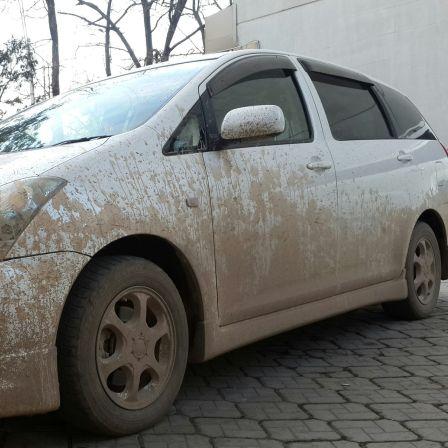 Toyota Wish 2003 - отзыв владельца