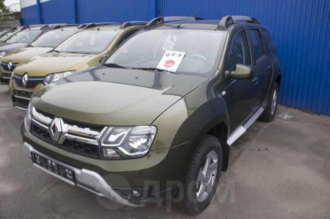 Renault Duster, 2018 год, 1 002 990 руб.