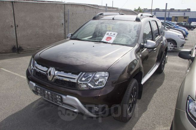 Renault Duster, 2018 год, 1 101 990 руб.