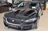 Jaguar XE. EBONY