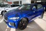 Jaguar F-Pace. CAESIUM BLUE_СИНИЙ