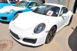 Porsche 911. БЕЛЫЙ МЕТАЛЛИК_CARRARA WHITE