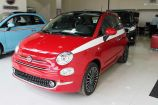 Fiat 500. КРАСНЫЙ (111)