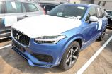 Volvo XC90. СИНИЙ МЕТАЛЛИК_BURSTING BLUE (720)