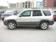 Новосибирск Mazda Tribute 2003
