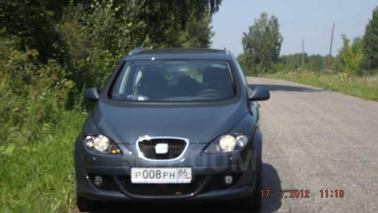 SEAT Altea, 2009 год, 650 000 руб.