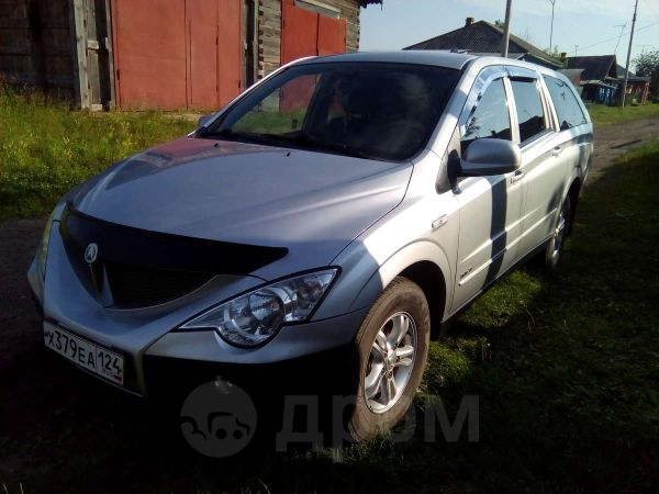 SsangYong Actyon Sports, 2008 год, 230 000 руб.