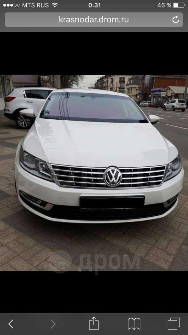 Volkswagen Passat CC, 2013 год, 1 060 000 руб.